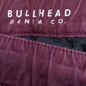 Men's bullhead skinny jeans